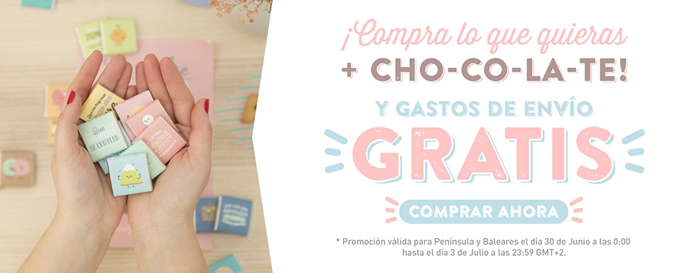 Promo chocolates