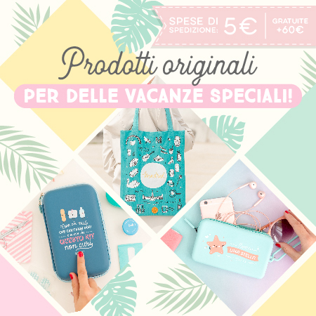Banner Vacanze in spiaggia