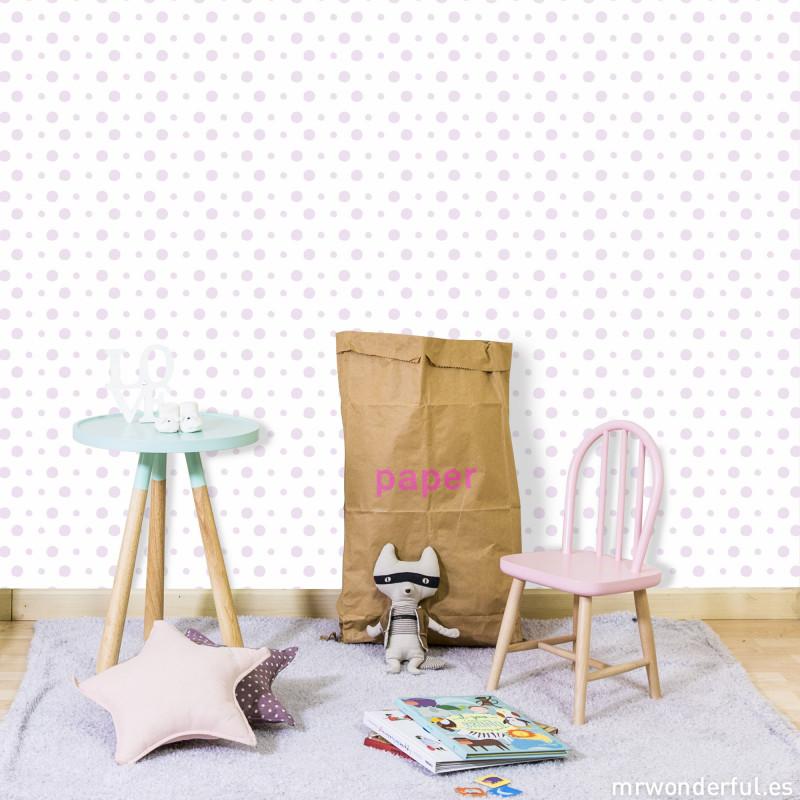 Rollo de papel pintado wonder for Rollo papel pintado