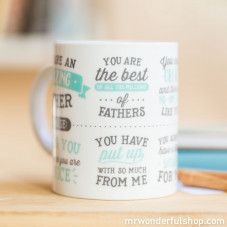 """Tazza """"You are an amazing father"""" (ENG)"""