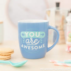 "Mug ""You are awesome"" (ENG)"