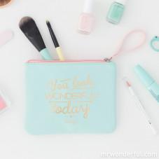 Vanity bag - You look wonderful today (ENG)