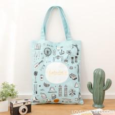 Tote bag Lovely Streets - Barcelona