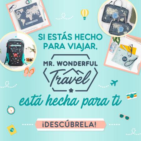 Mr. Wonderful Travel