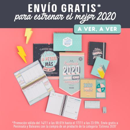 Estrena 2020
