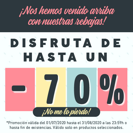 Rebajas Mr.Wonderful