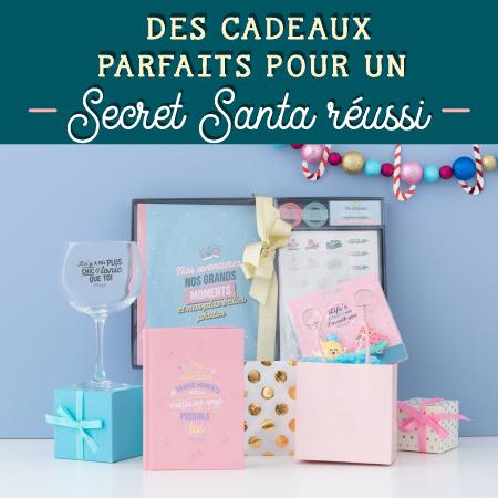 Des cadeaux parfaits pour secret santa