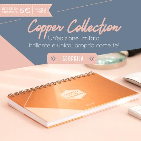 Edizione limitada Copper Collection
