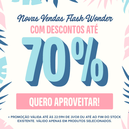 Vendas Flash Wonder