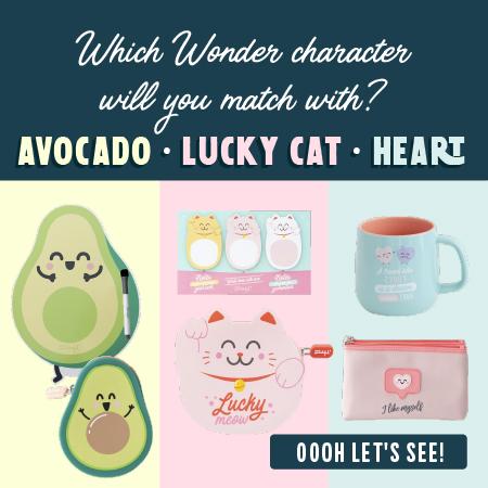 Wonder characters