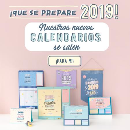 Calendario 2019 Mr. Wonderful