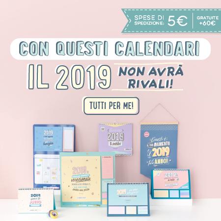 Calendari 2019 Mr. Wonderful