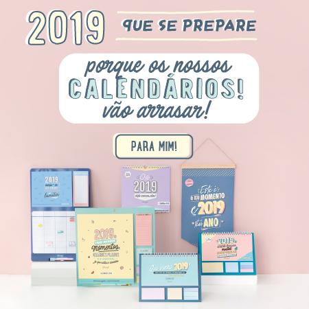 Calendarios 2019 pt