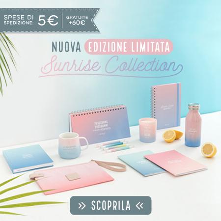 Edizione Limitata Sunrise Collection