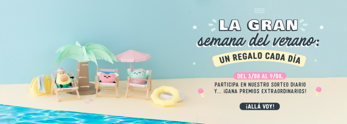 Calendario de veranos Mr. Wonderful