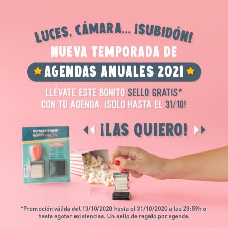 Agendas anuales 2021
