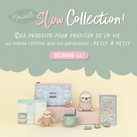 Collection paresseux de Mr. Wonderful