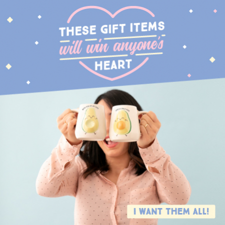 These gifts will win anyone's heart