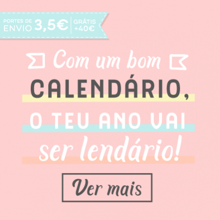 Calendários 2018