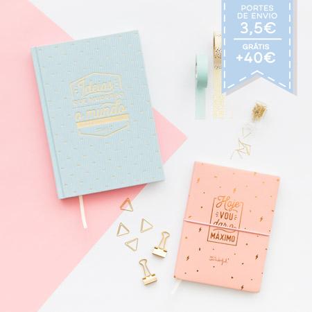 Cadernos Mr.Wonderful