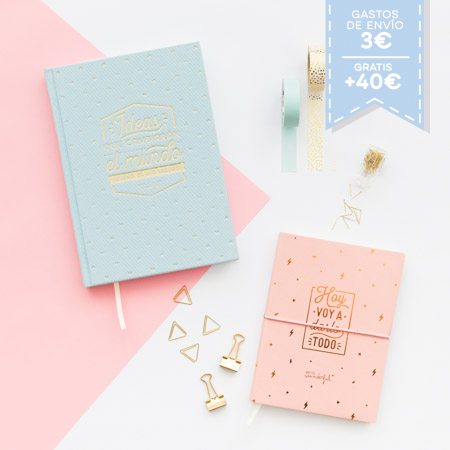 Libretas Mr.Wonderful