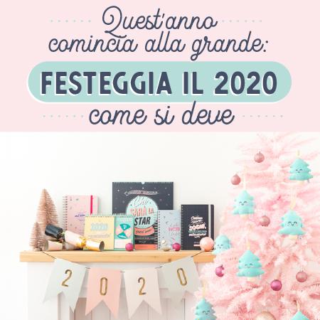 Festeggia il 2020