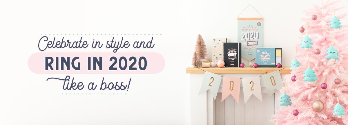 Ring in 2020 Mr. Wonderful