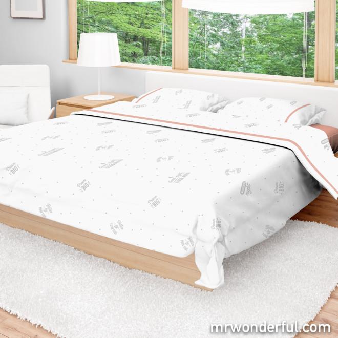 Juego de sábanas cama de 150 - Good morning everyone