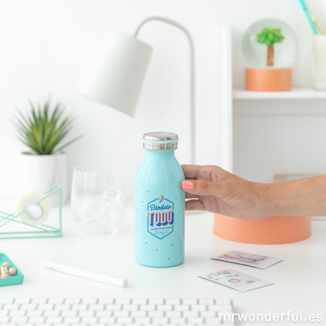 Botella - Dándolo todo
