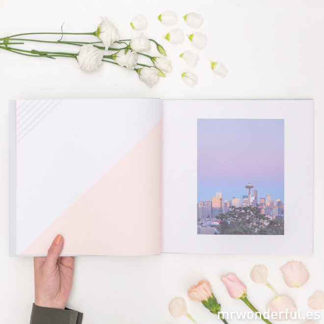 Álbum para fotos