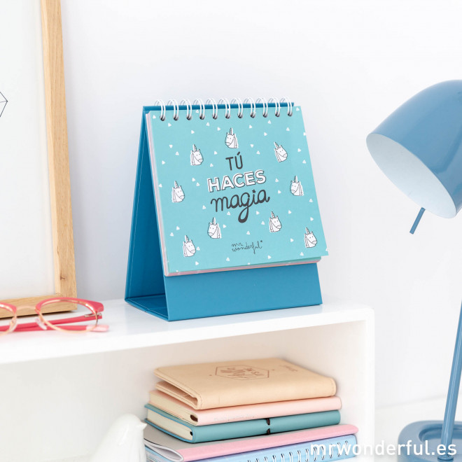 Organizador semanal mr wonderful