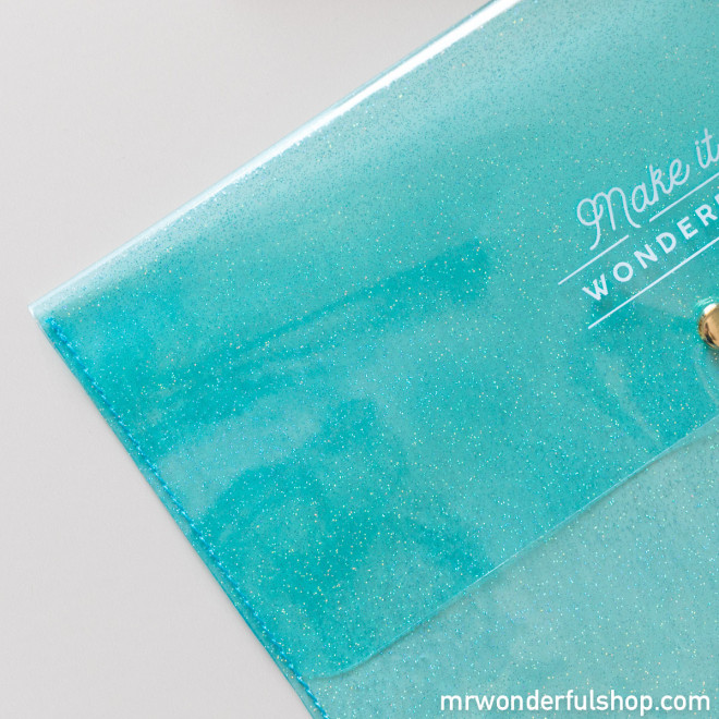 Funda para agenda pequeña - Make it wonderful