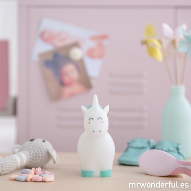 Luz mágica para soñar bonito - Unicornio