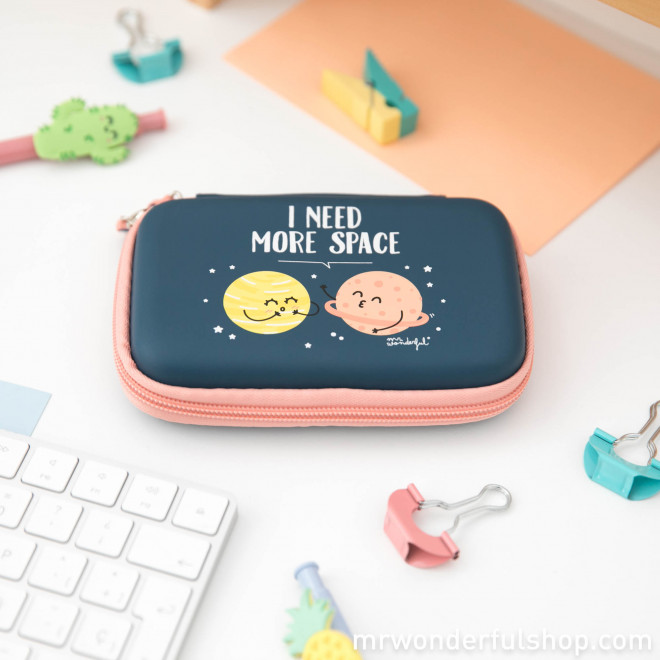 Funda disco duro - I need more space (ENG)