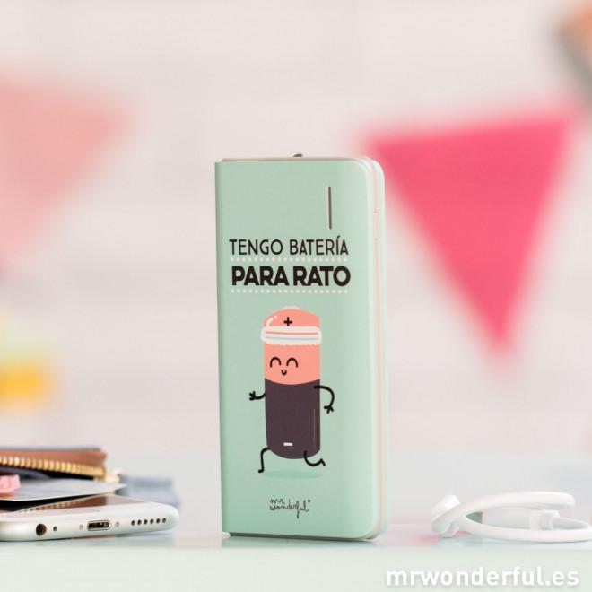 Power Bank - Tengo batería para rato