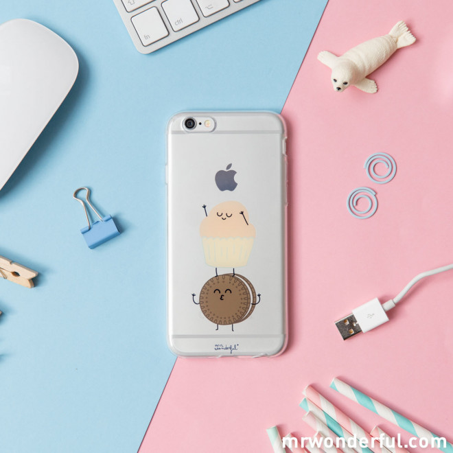 6ff4aedecda Carcasa transparente para Iphone 6 – Madalena - Mr. Wonderful