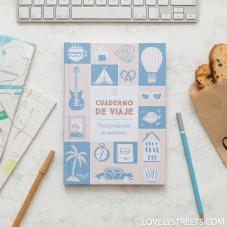 Cuaderno de viaje - Lovely Streets