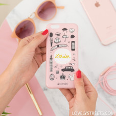 Carcasa Lovely Streets para iPhone 6/6S - London