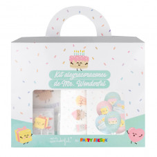 Un kit Mr. Wonderful para montar un auténtico sarao - Party Fiesta
