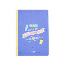 Libreta de pegatinas y notas adhesivas Mr. Wonderful