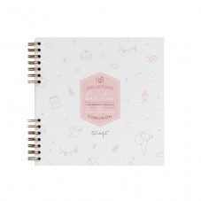 Álbum de fotos rosa - Recuerdos bonitos de Mi Primera Comunión