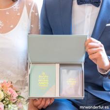 Set de regalo para recién casados