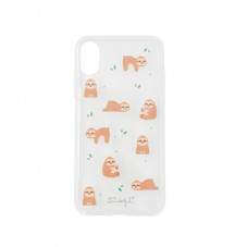 Carcasa perezoso para iPhone X/XS - Slow Collection