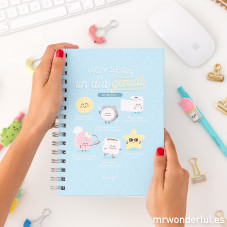 Libreta Mr.Wonderful