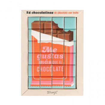 Chocolatinas - Me gustas más que el chocolate