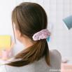 Kit de coletero scrunchie unicornios + coleteros elásticos Beter