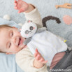 Doudou Saro Baby by Mr. Wonderful - Panda Hughs
