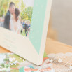 Photo frame - Saying 'I do' is the start of a great adventure (ENG)