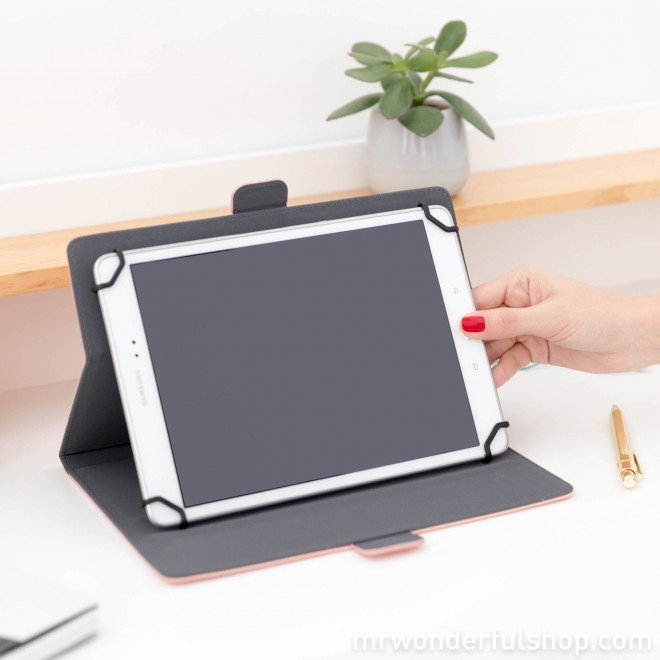 """Custodia universale tablet da 9,7"""" a 10,1"""" - Yeah baby, I have everything under CTRL (ENG)"""
