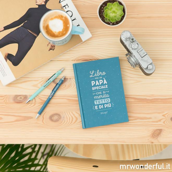 Penna e portamina per papà veramente speciali (IT)